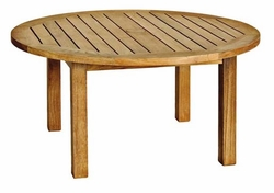 "Canterbury 36"" Round Coffee Table"