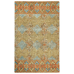 Canyon Hand Tufted Rug <font color=a8bb35> NEW</font>