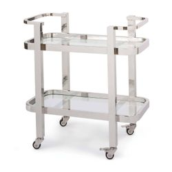 Carter Bar Cart Small in 2 Colors