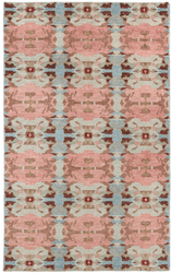 Cary Hand Knotted Wool Rug <font color=a8bb35>NEW</font>