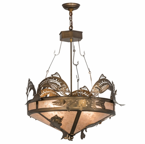 Catch of the Day Chandelier
