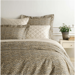Cheetah Sateen Duvet Cover