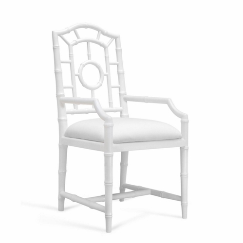 Chloe Arm Chair in Two Colors *Backorder