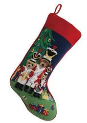 Christmas Bears Christmas Stocking<font color =a8bb35> Sold out</font>