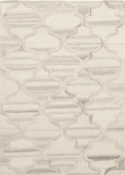 City Gray Hand Tufted Rug <font color=a8bb35> NEW</font>