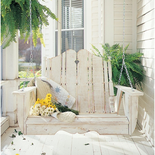 Cliffside Outdoor Porch Swing