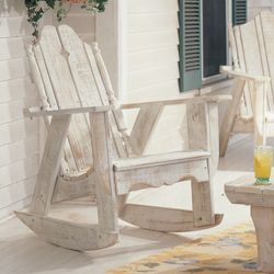 Cliffside Outdoor Rocker