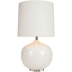 Colt Table Lamp - White