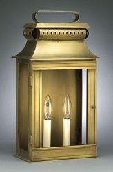 Concord Medium Wide Two-Light Wall Fixture <font color=a8bb25> Sold Out</font>