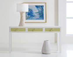 Costa Three Drawer Console