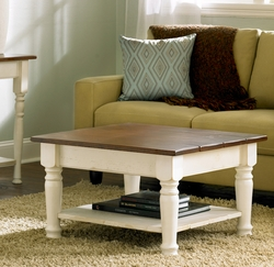Cottage Coffee Table in 3 Sizes