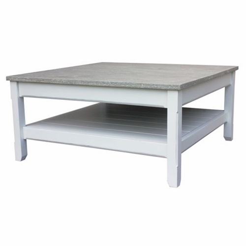 Cottage Coffee Table - Square