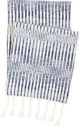 Cozumel Navy Throw <font color=a8bb35> NEW</font>