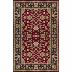 Crowne Hand Tufted Rug <font color=a8bb35> NEW</font>