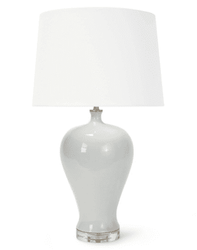 Darla Ceramic Table Lamp <font color=a8bb35> NEW</font>