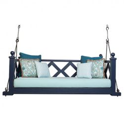 Diamond Pattern Bed Swing