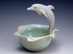 Dolphin Wave Bowl II