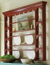 Edisto Plate Rack in Two Sizes