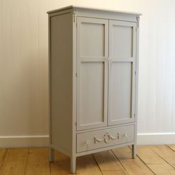 Emma's Coastal Cottage Armoire