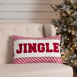 Emmie Jingle Pillow