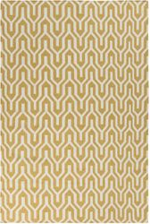 Fallon Wheat & Ivory Flat Pile Rug *Low Stock