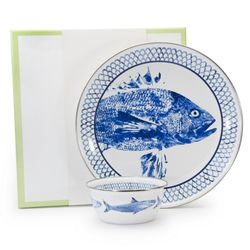 Fish Camp Dip Set * backorder