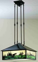 Fisherman's Pendant Light