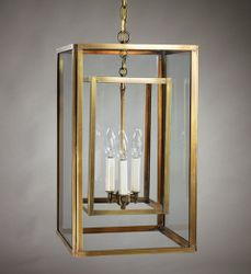 Foyer 3-Light Hanging Fixture - Large