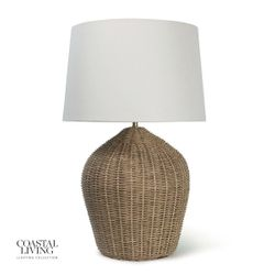 Georgian Table Lamp *New*