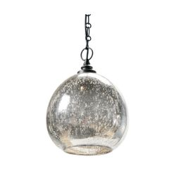 Glass Float Pendant <font color=a8bb35>NEW</font>