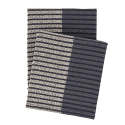 Graham Woven Cotton Throw <font color=a8bb35> NEW</font>