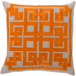 Gramercy Pillow Orange