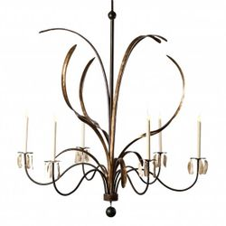 Grand Marsh Grass Chandelier