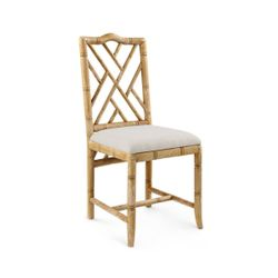 Hamptons Side Chair in Limed Oak