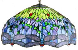 Hanging Dragonfly Pendant Light *Low Stock