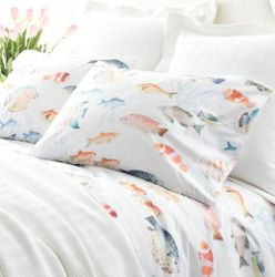 Happy Fish Sheet Set