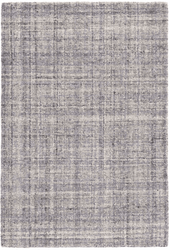 Harris Amethyst Micro Hooked Wool Rug  <font color=a8bb35>NEW</font>