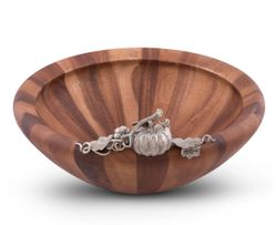 Harvest Salad Bowl - Large<font color=a8bb35> NEW</font>