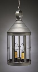 Heal Collection:  Medium Two-Light Hanging Cone Top