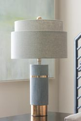 Huntington Table Lamp<font color=a8bb35> Low Stock</font>
