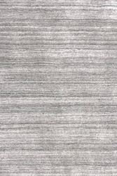 Icelandia Grey Hand Knotted Rug