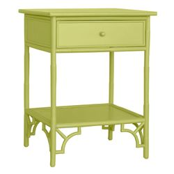 Indochine Nightstand with Drawer