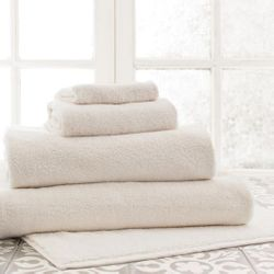 Signature Ivory Bath Towels<font color=cf2317> 20% Off</font>