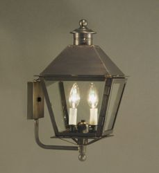 Jamestown 2-Light Wall Mount Fixture<font color=a8bb25> Sold Out</font>