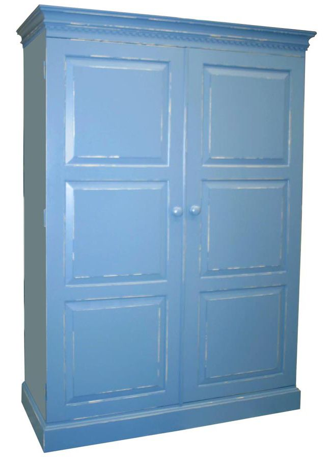 Jekyll Island Two Door Entertainment Armoire For Sale