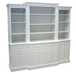 Johns Island Three Piece Wall Unit