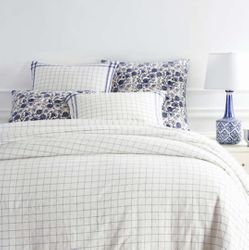Julian Cobalt Duvet Cover 15% Off