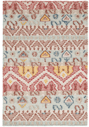 Kara Kilim Woven Cotton Rug <font color=a8bb35>NEW</font>