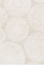 Kayseri Taupe Hand Tufted Rug <font color=a8bb35> NEW</font>
