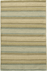 Lake Stripe Woven Wool Rug *NEW